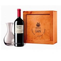 2 botellas de LAN a Mano...