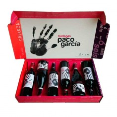 Paco Garcia Wines Collection