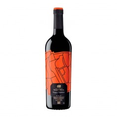 Botella Cognac Frapin Carafe V.S.O.P 100% Grande Champagne Francia 70 cl