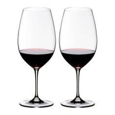 Copas de Vino Riedel Vinum Syrah/Shiraz, Set de 2