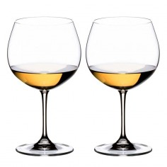 Riedel Vinum Oaked Chardonnay