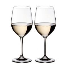 Copas de Vino Riedel Vinum Viognier/Chardonnay, Set de 2