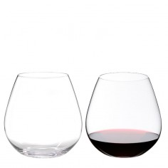 "Vasos de Vino Riedel ""O"" Pinot / Nebbiolo, Set de 2"
