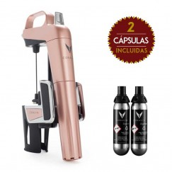 Coravin™ Model Two Elite Rose Gold con 2 cápsulas