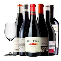 Spanish Garnacha Wines+6...