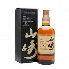 Whisky Suntory Yamazaki 12 años