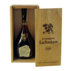 Armagnac Lafontan 1964