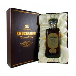 Whisky Knockando Extra Old Malta 1982
