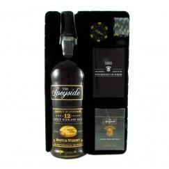 Whisky The Speyside 12 Años+Juego de Poker