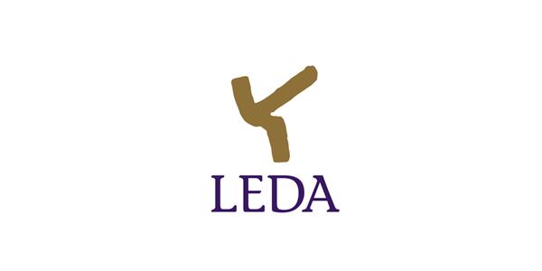 Logo Bodegas Leda
