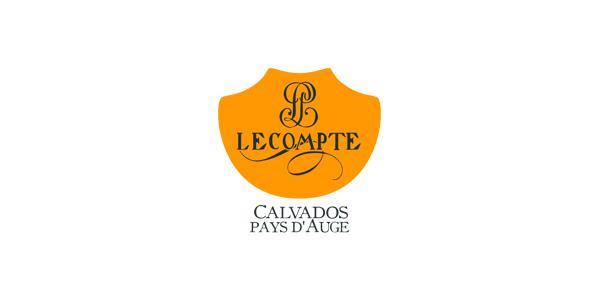 Logo Calvados LeCompte