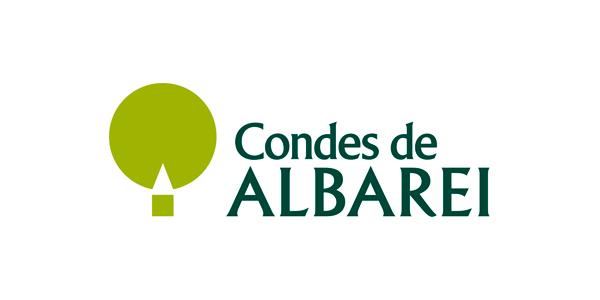 Logo Condes de Albarei