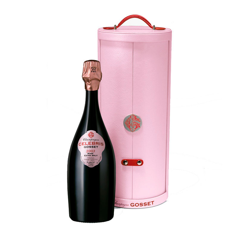 Champagne Gosset Celebris Rosé 2003