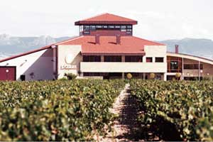 Edificio de la Bodega Finca La Emperatriz