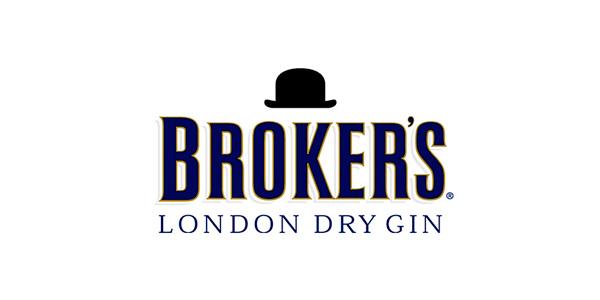 Logo Broker's Gin