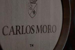 Barrica de Roble en Carlos Moro
