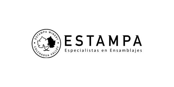 Logo Viña Estampa