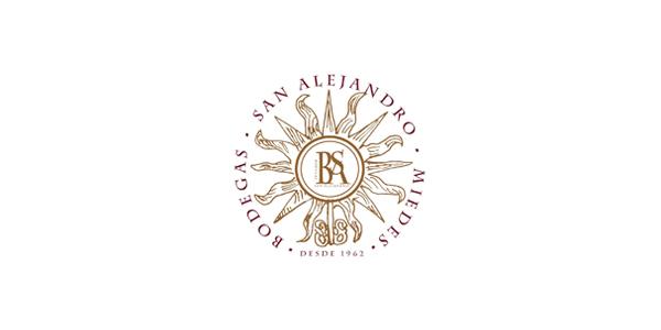 Logo Bodegas San Alejandro