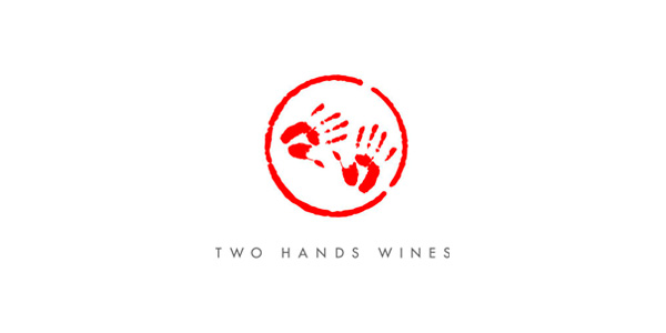 Logo Two Hands Wines