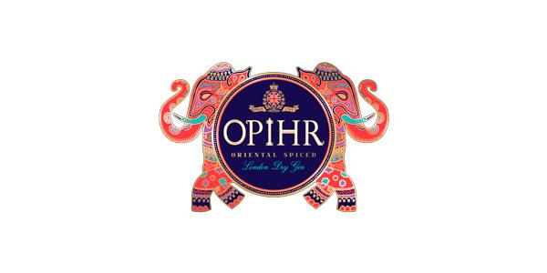 Logo Opihr Gin