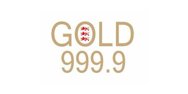 Logo Gold Gin