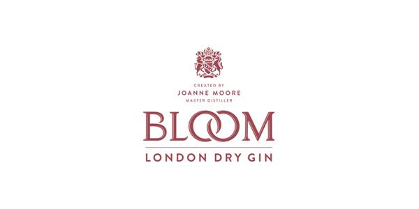 Logo Bloom Gin