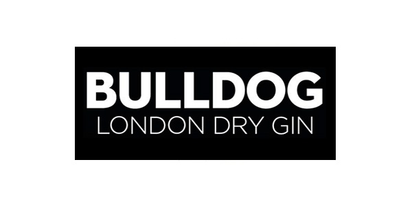 Logo Bulldog Gin