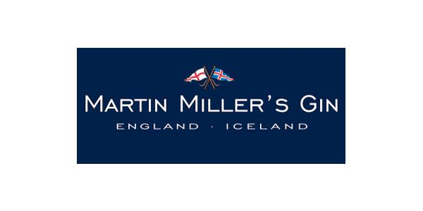 Logo Martin Miller's Gin