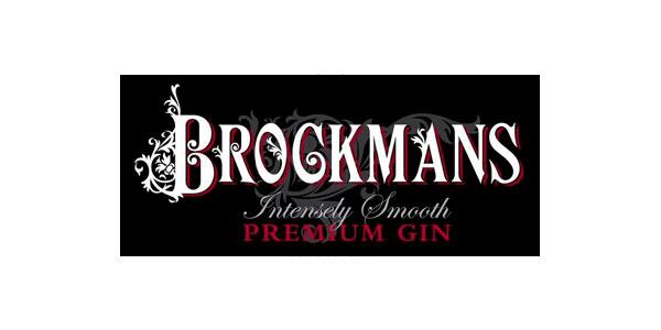 Logo Brockmans Gin