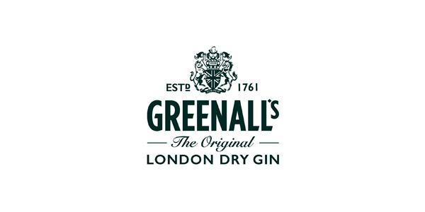 Logo Greenall's Gin