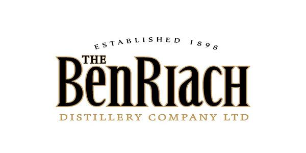 Logo BenRiach Distillery Company