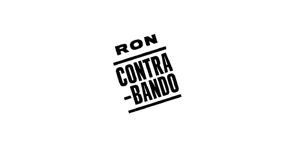 Logo Ron Contrabando