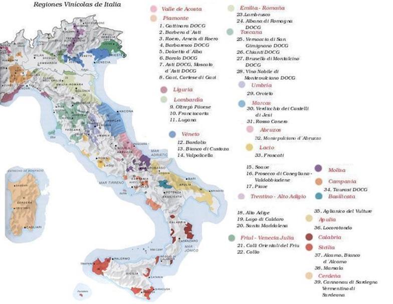 vinos-italia