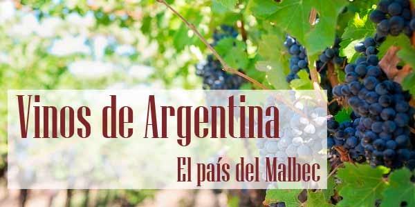 Vinos de Argentina